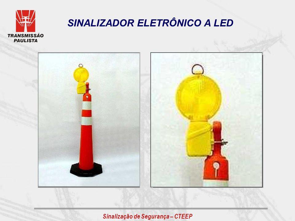 SINALIZADOR ELETRÔNICO A LED