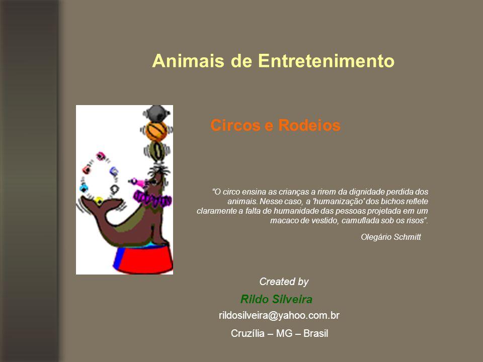 Animais de Entretenimento