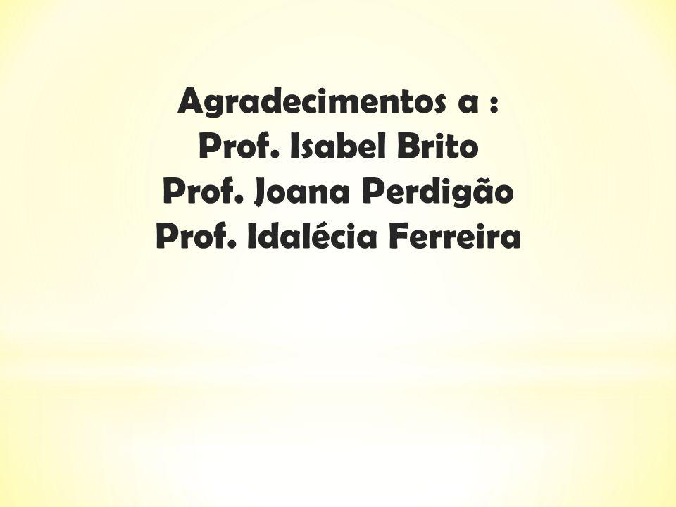 Prof. Idalécia Ferreira