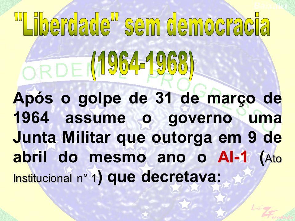 Liberdade sem democracia