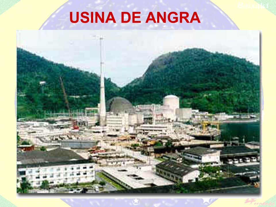 USINA DE ANGRA