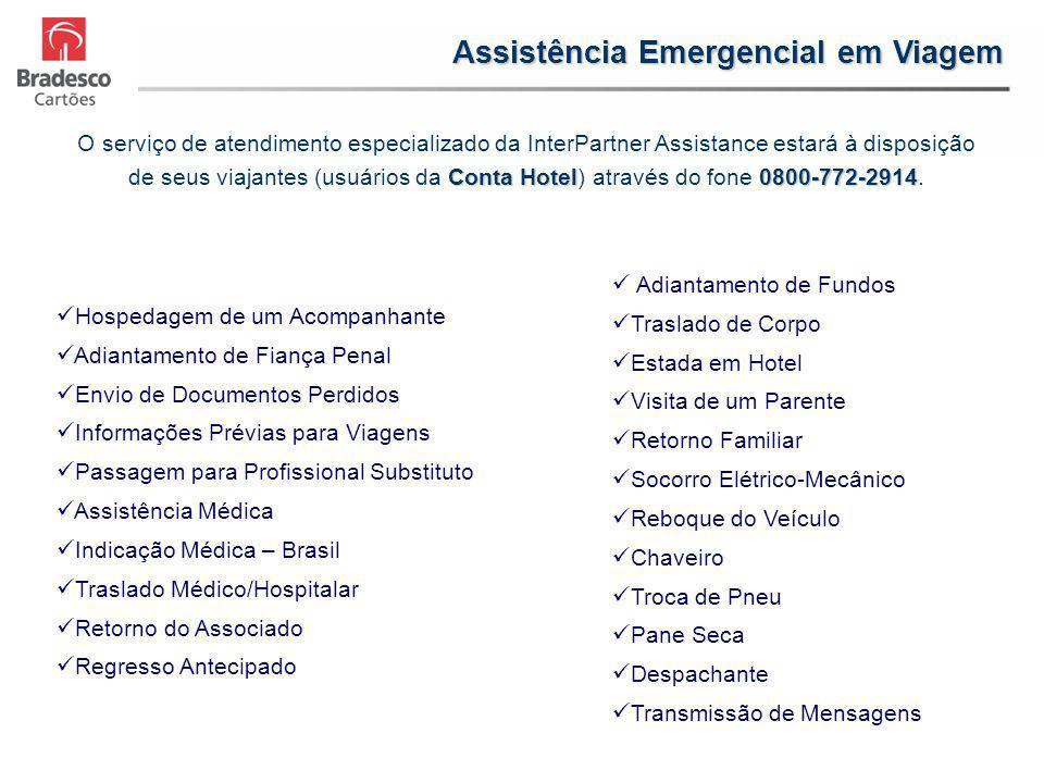 Assistência Emergencial em Viagem