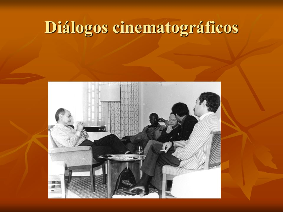 Diálogos cinematográficos