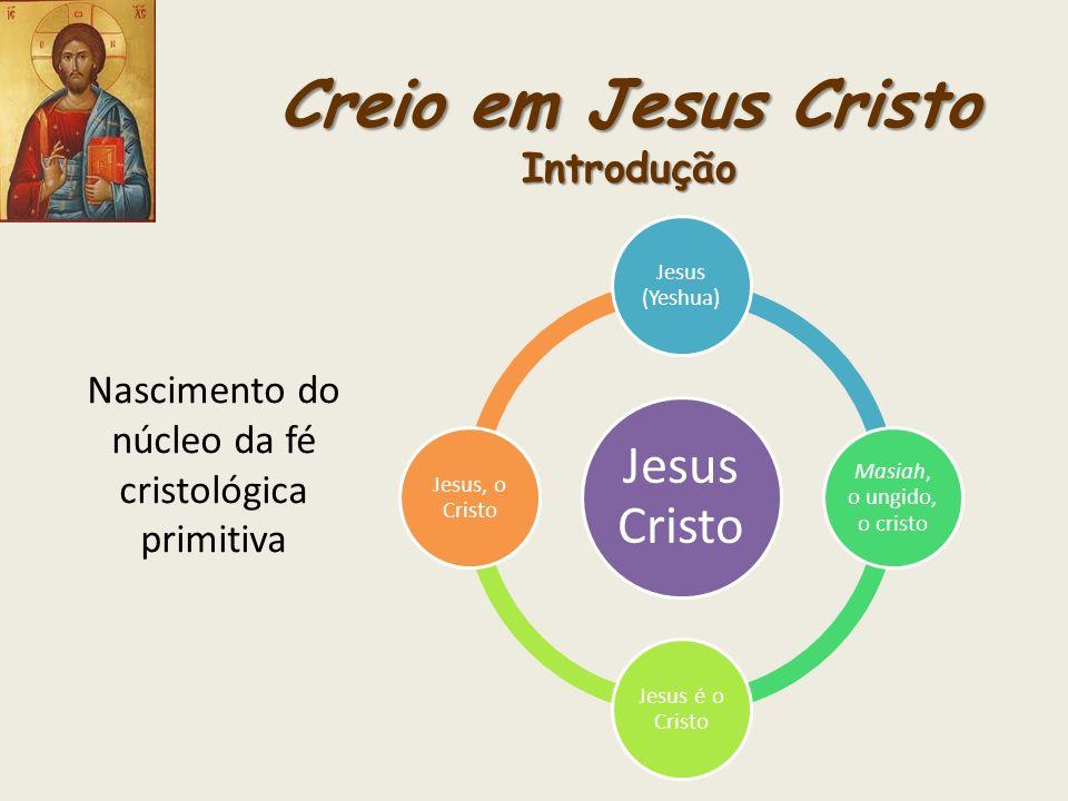 Creio em Jesus Cristo Introdução