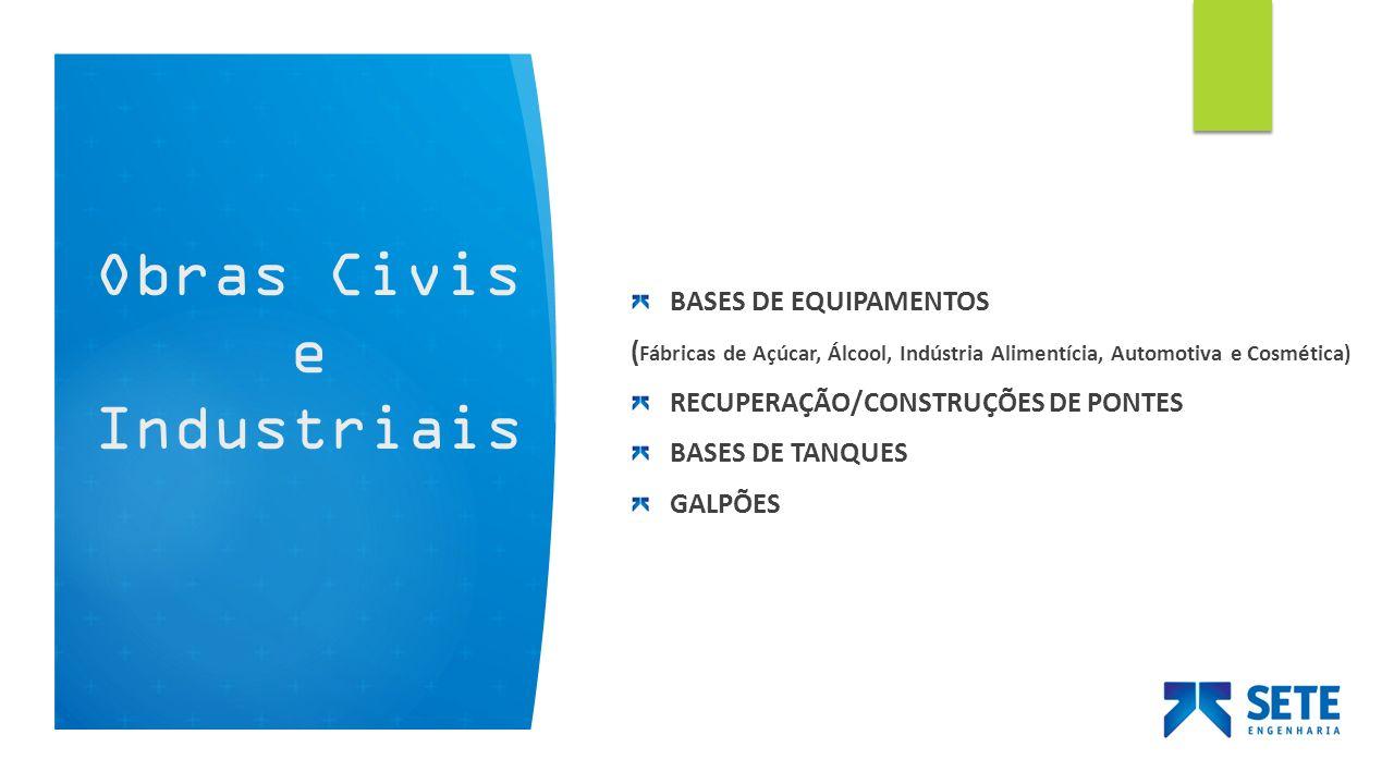 Obras Civis e Industriais