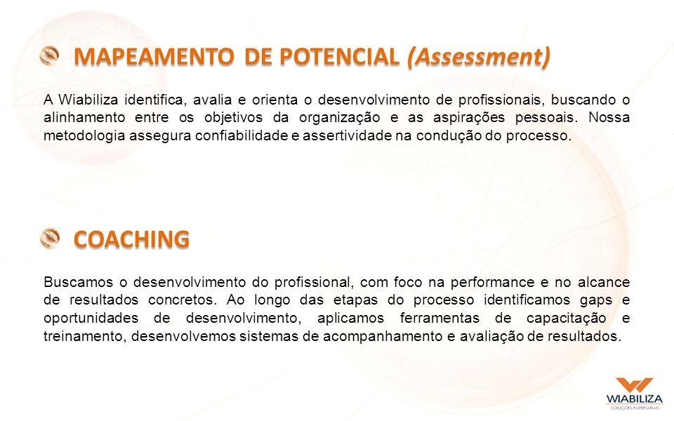 MAPEAMENTO DE POTENCIAL (Assessment)