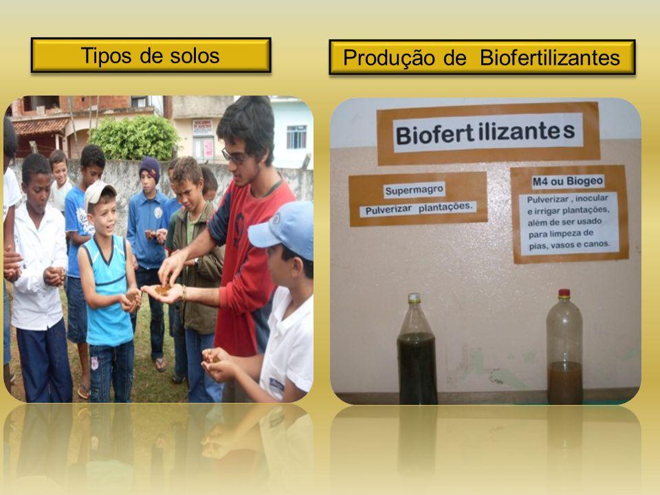 Produção de Biofertilizantes