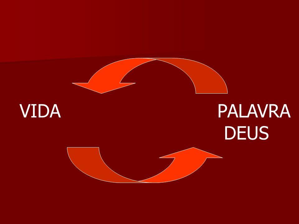 VIDA PALAVRA DEUS