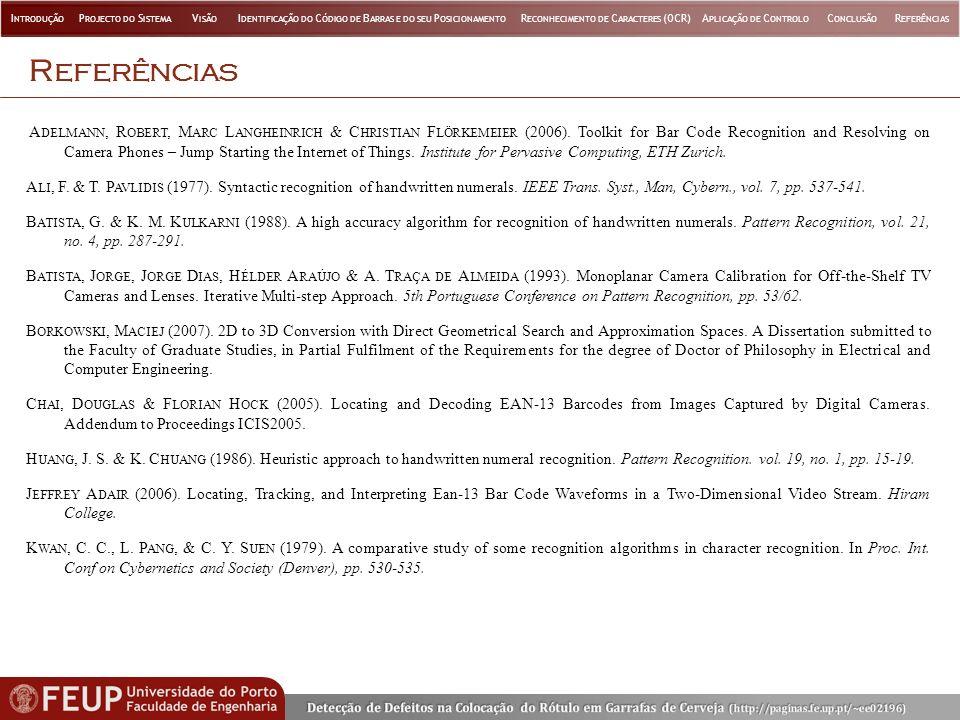 Detecção de Defeitos na Colocação do Rótulo em Garrafas de Cerveja (http://paginas.fe.up.pt/~ee02196)