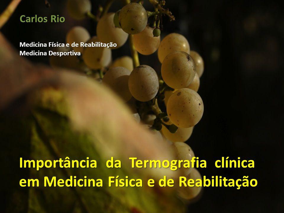 Carlos Rio Medicina Física e de Reabilitação. Medicina Desportiva.