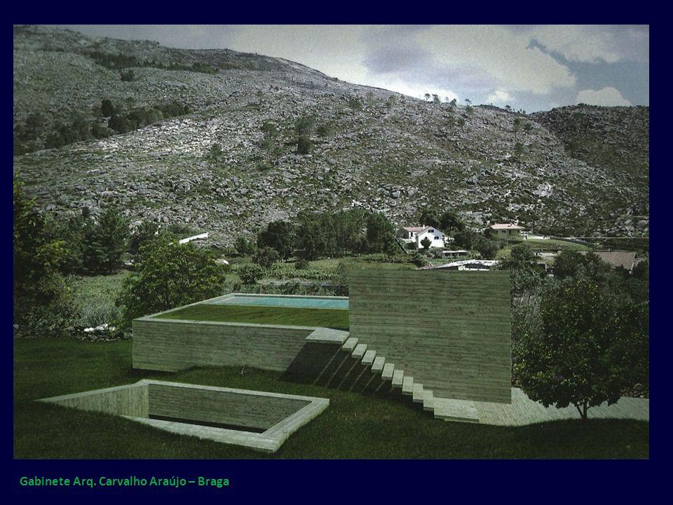 Gabinete Arq. Carvalho Araújo – Braga