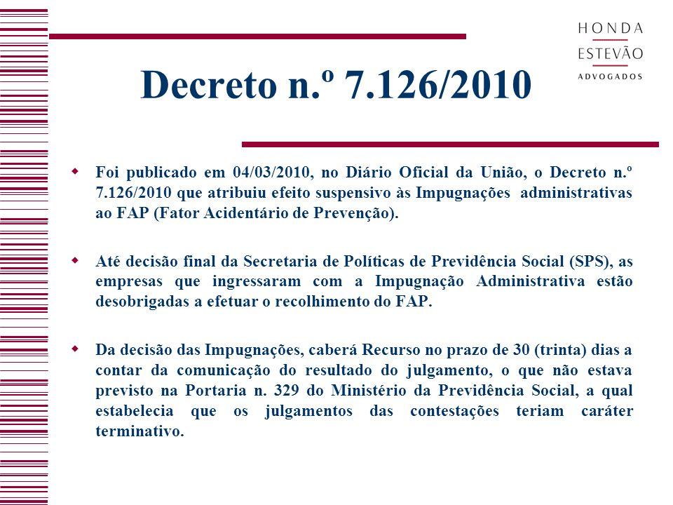Decreto n.º 7.126/2010