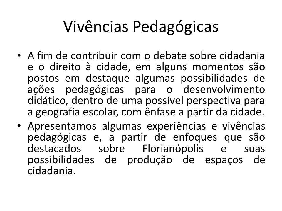 Vivências Pedagógicas