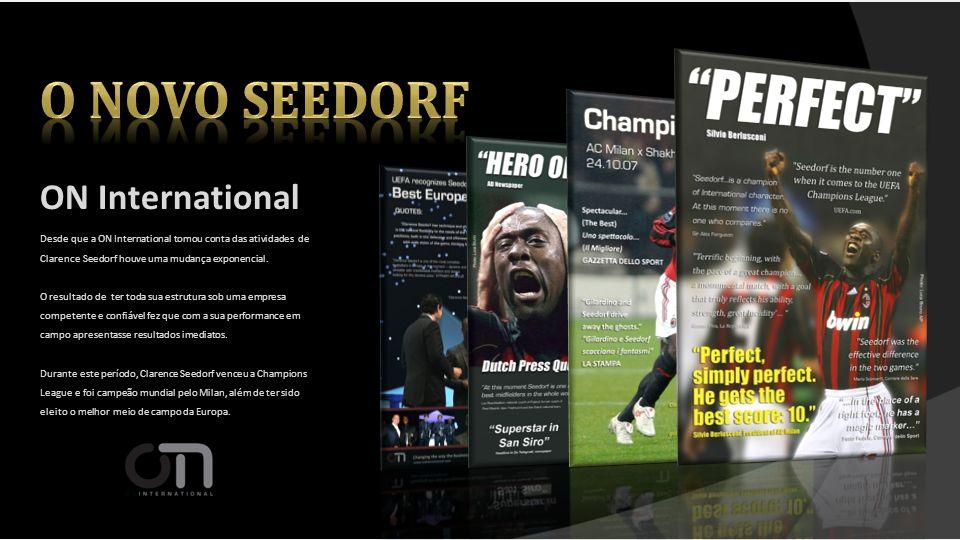 O novo seedorf ON International