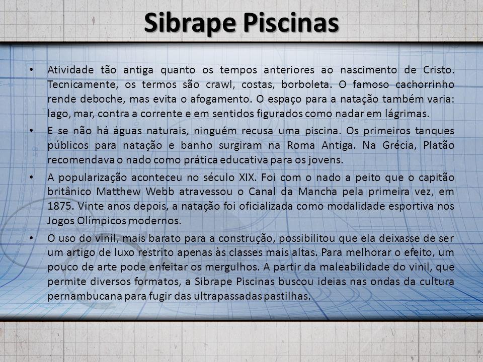 Sibrape Piscinas