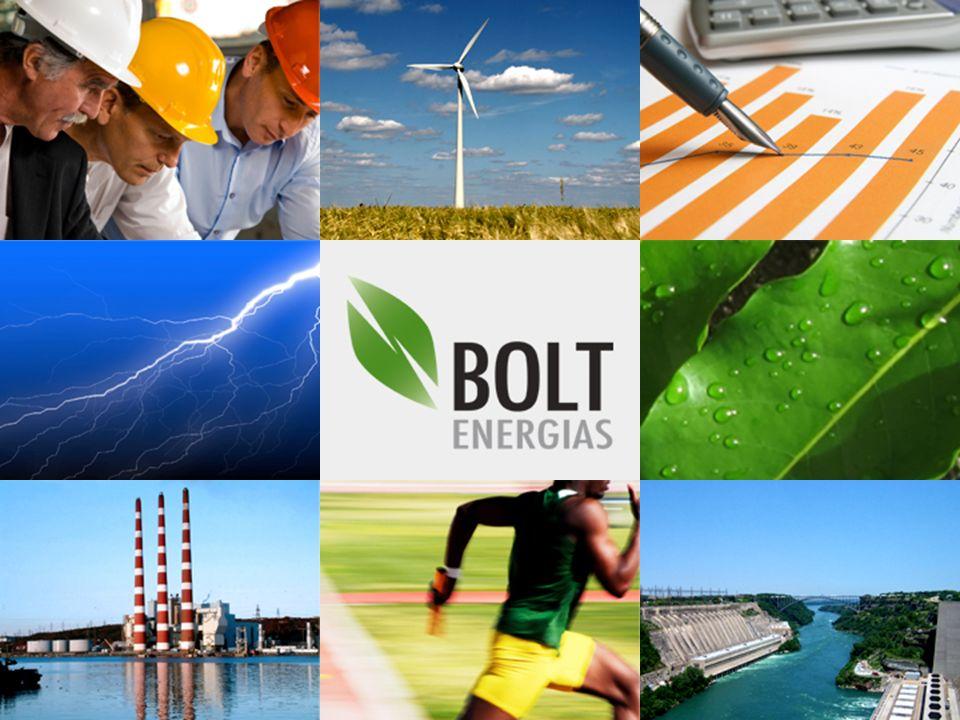 Fundada em 2010, a Bolt Energias é uma empresa de Geração e Comercialização de energia posicionada no mercado da América Latina;