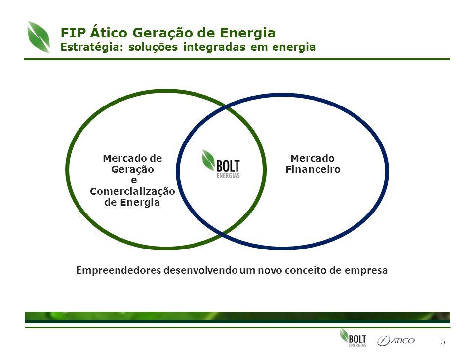 e Comercialização de Energia