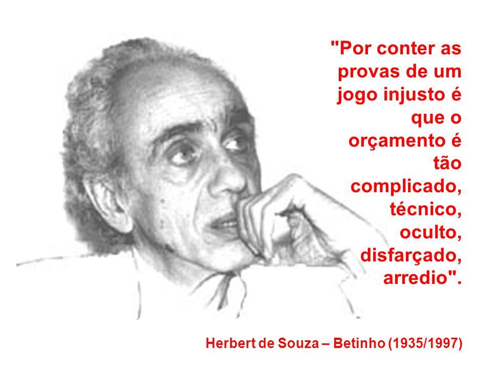 Herbert de Souza – Betinho (1935/1997)