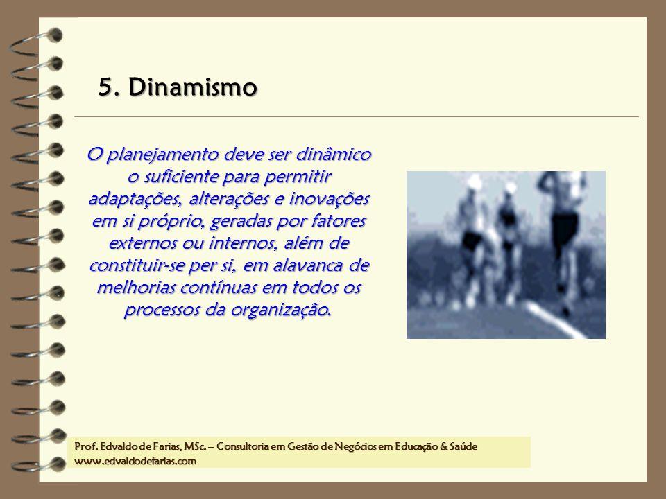 5. Dinamismo