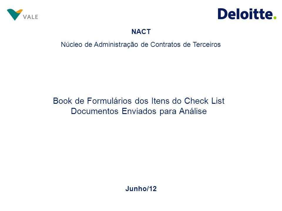 Núcleo de Administração de Contratos de Terceiros
