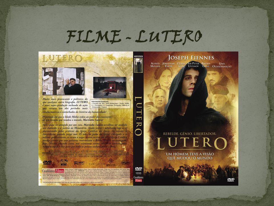 FILME - LUTERO