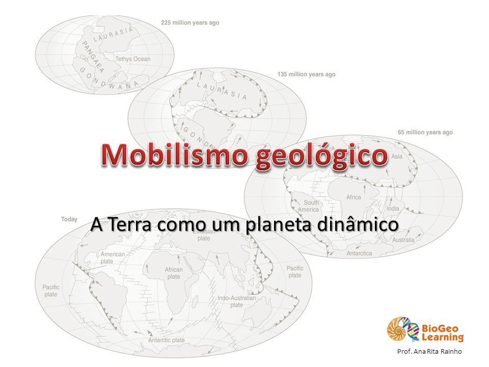 A Terra como um planeta dinâmico