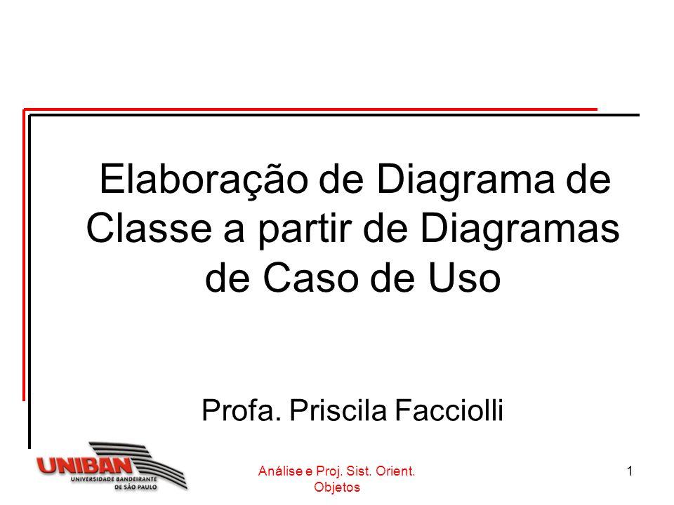 Profa. Priscila Facciolli