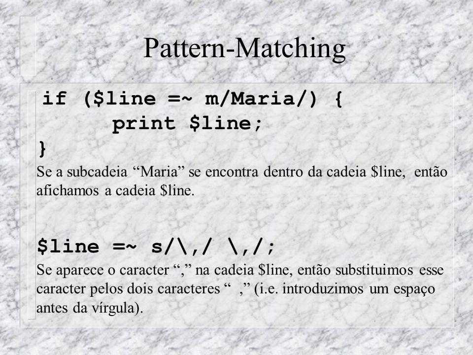 Pattern-Matching