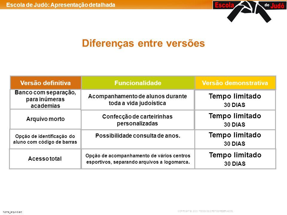 Diferenças entre versões