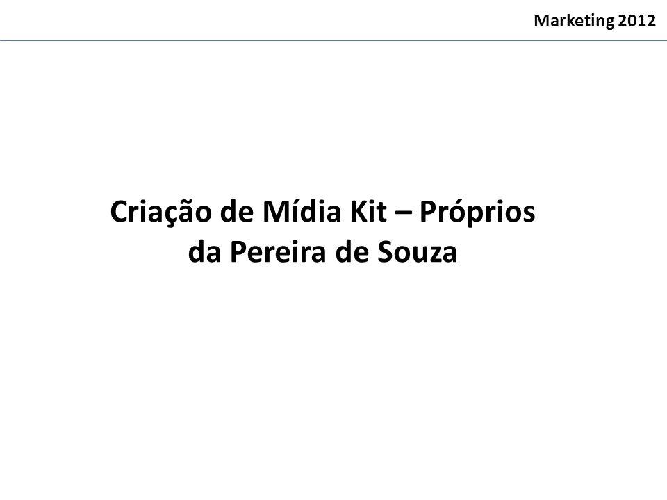 Criação de Mídia Kit – Próprios da Pereira de Souza