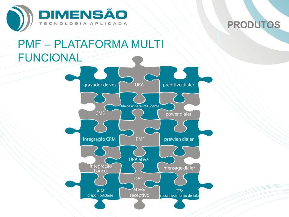 PMF – PLATAFORMA MULTI FUNCIONAL