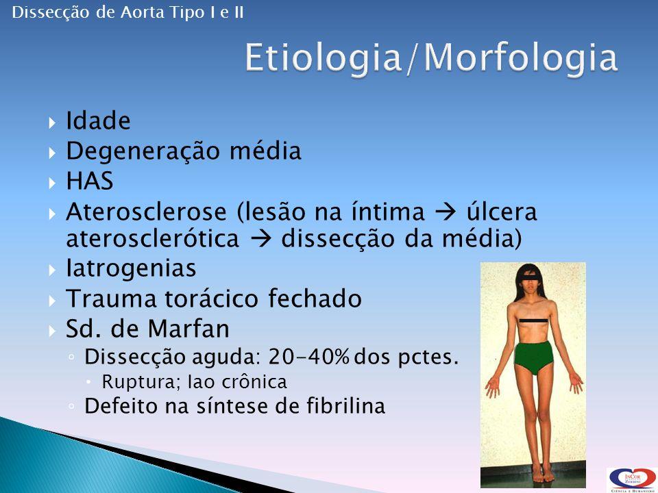 Etiologia/Morfologia