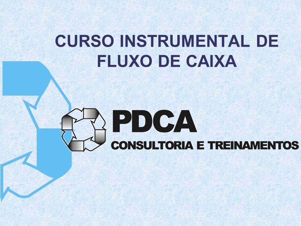 CURSO INSTRUMENTAL DE FLUXO DE CAIXA