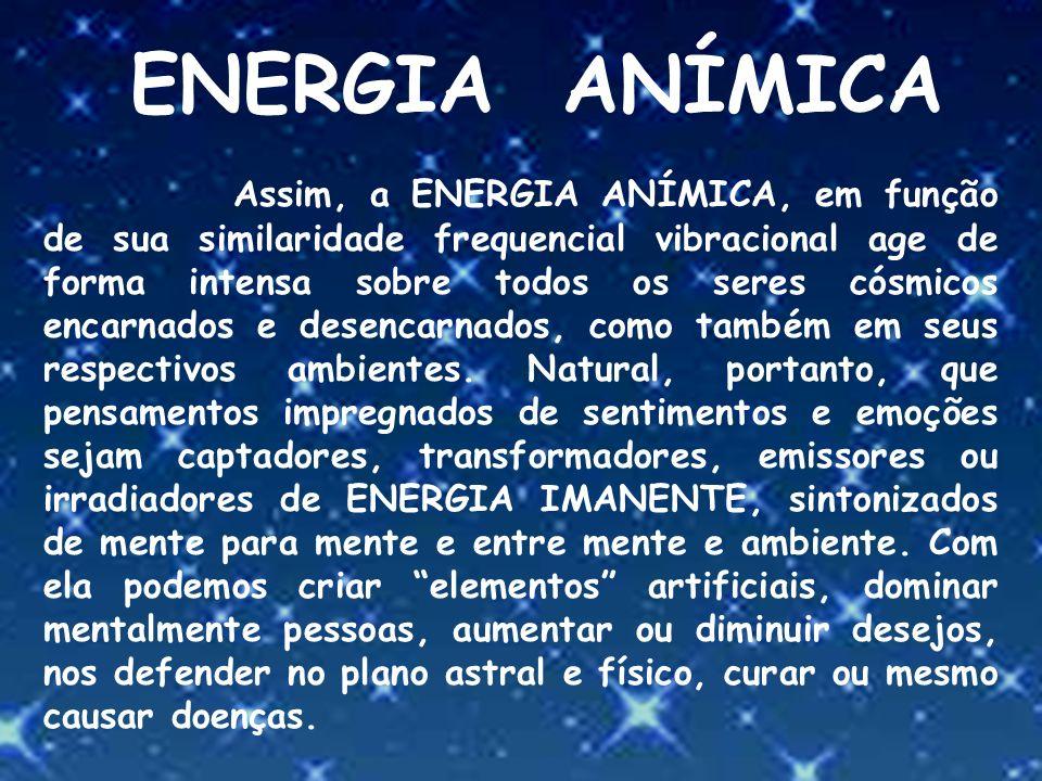 ENERGIA ANÍMICA
