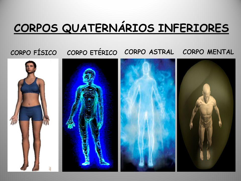 CORPOS QUATERNÁRIOS INFERIORES