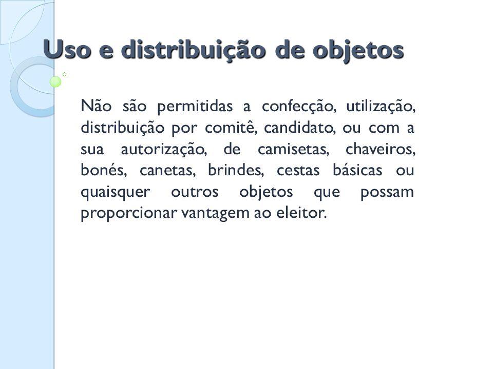 Uso e distribuição de objetos