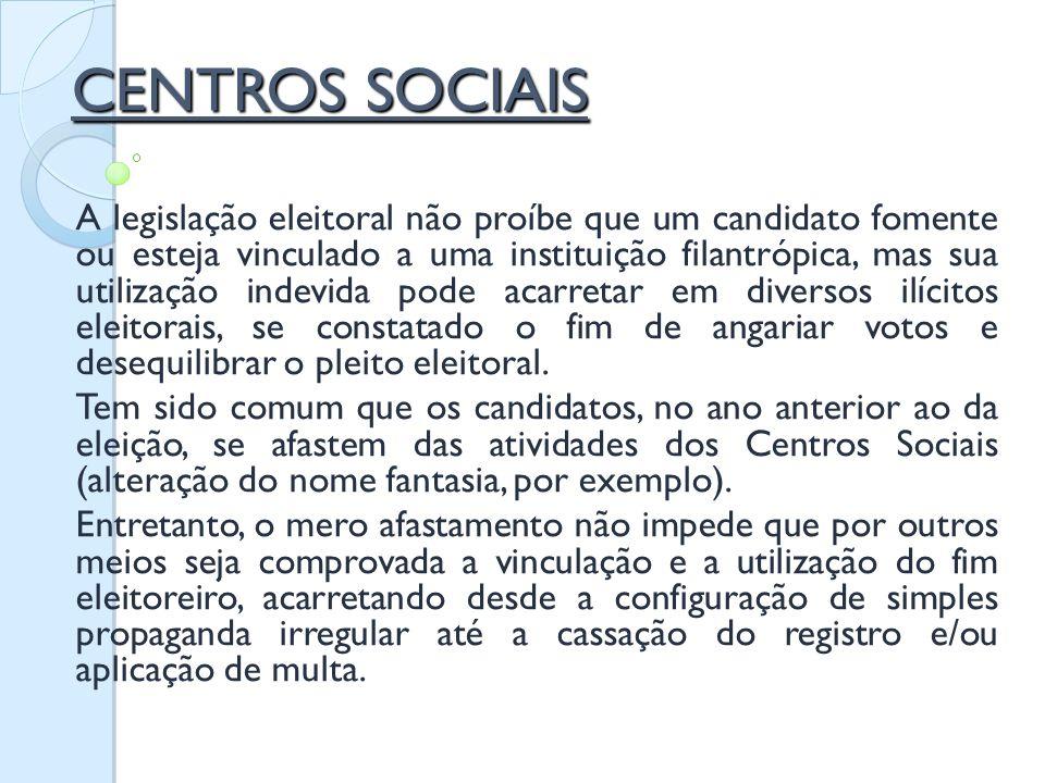 CENTROS SOCIAIS