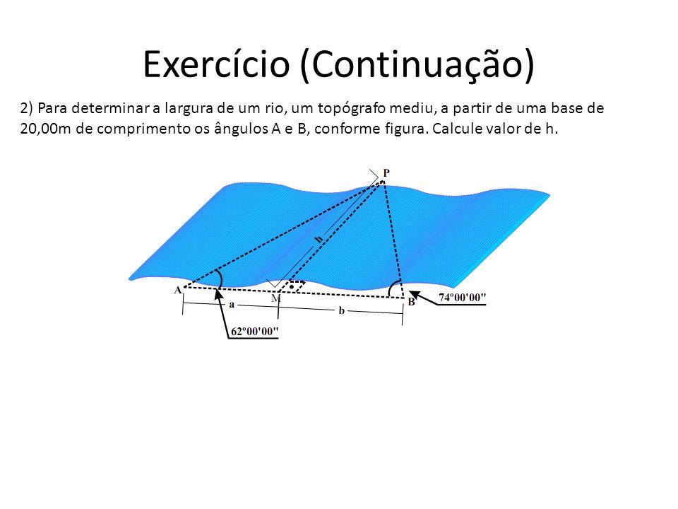 Exercício (Continuação)