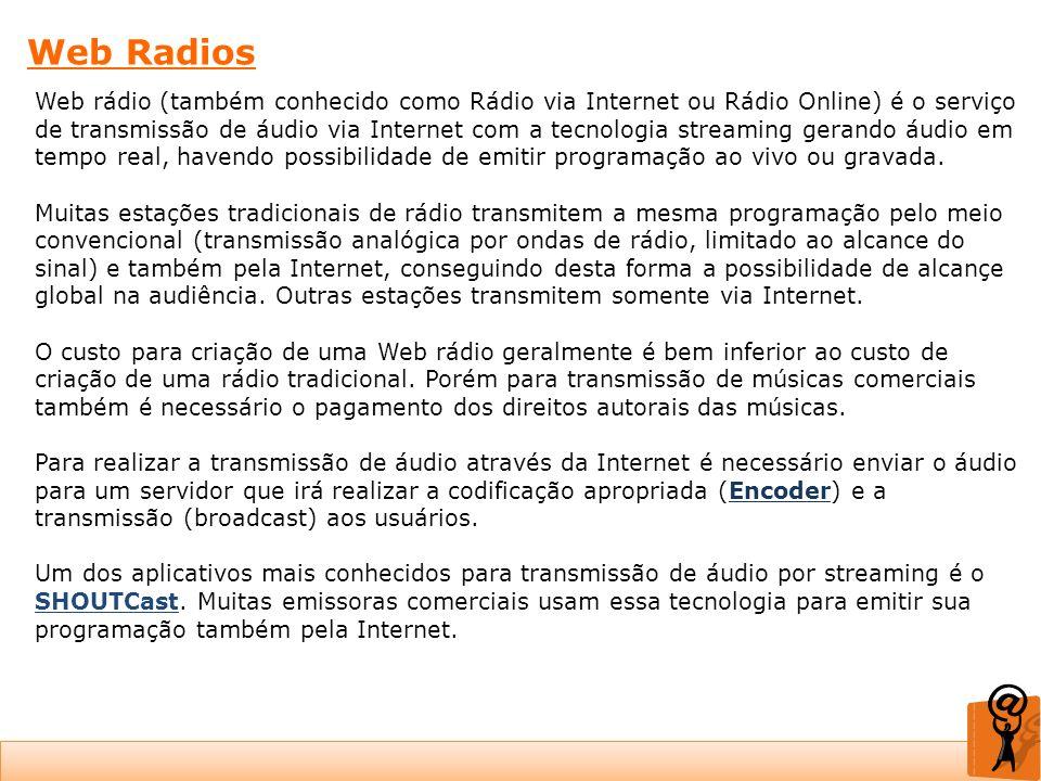 Web Radios