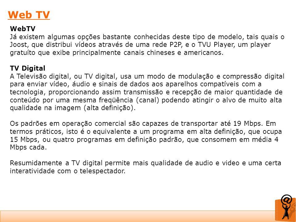 Web TV WebTV.