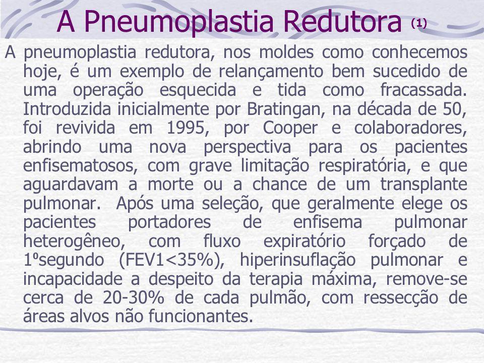 A Pneumoplastia Redutora (1)