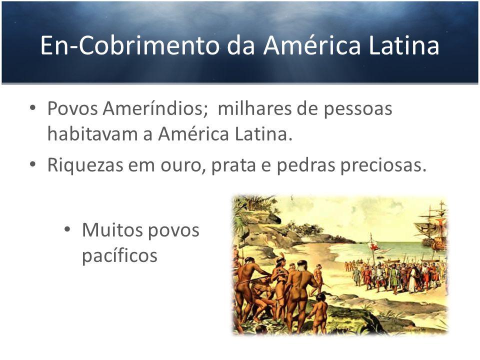 En-Cobrimento da América Latina