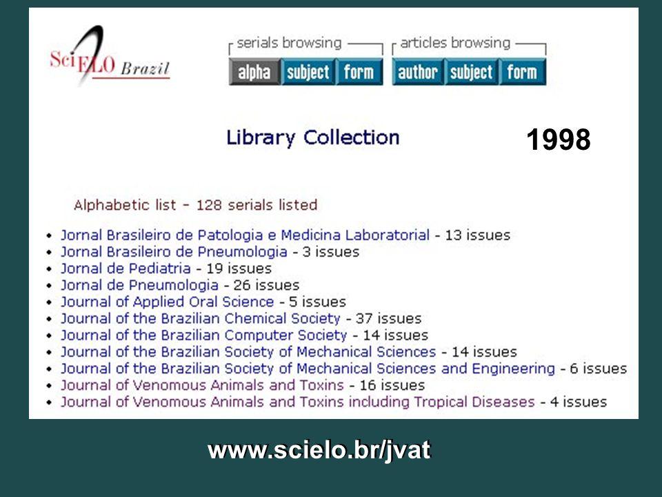 1998 www.scielo.br/jvat
