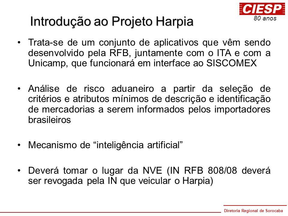 Introdução ao Projeto Harpia