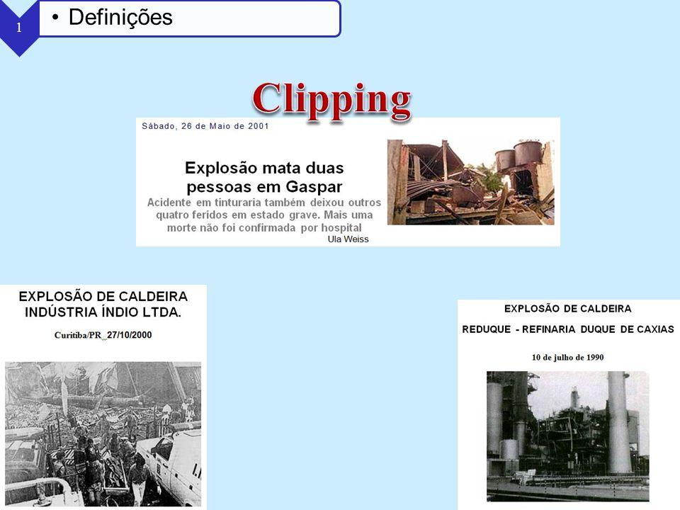 1 Definições Clipping 2001 – GASPAR /SC