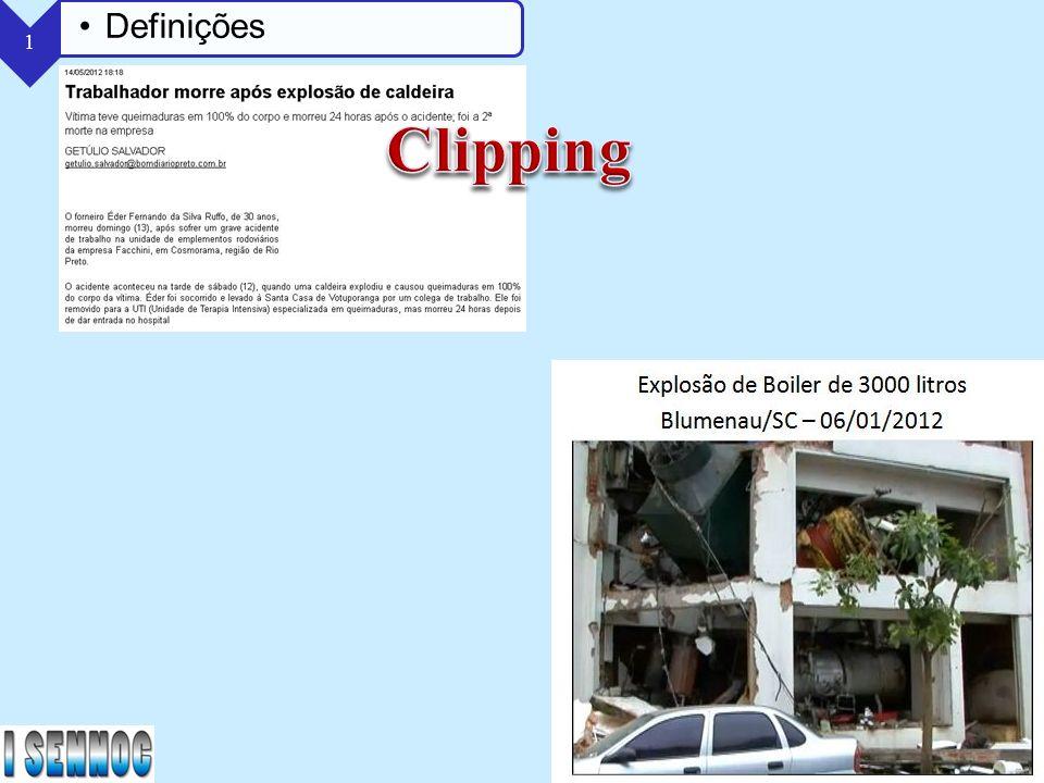 1 Definições Clipping 2012 - BLUMENAU
