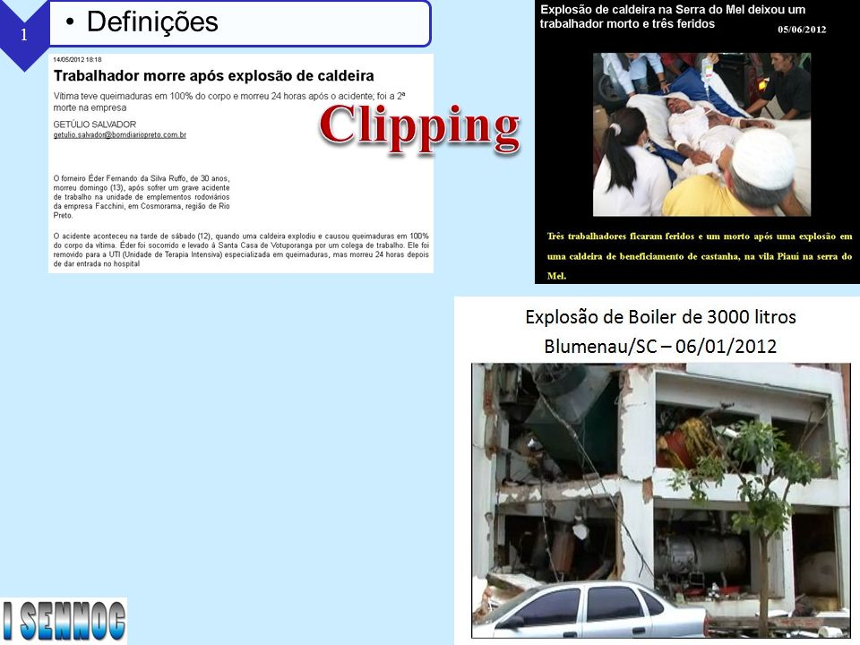 1 Definições Clipping 2012 SERRA DO MEL / Rio Grande do Norte