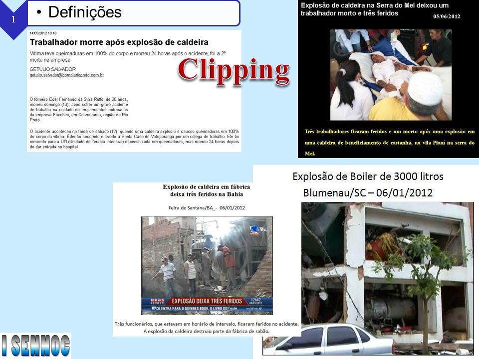 1 Definições Clipping 2012 - FEIRA DE SANTANA / BAHIA