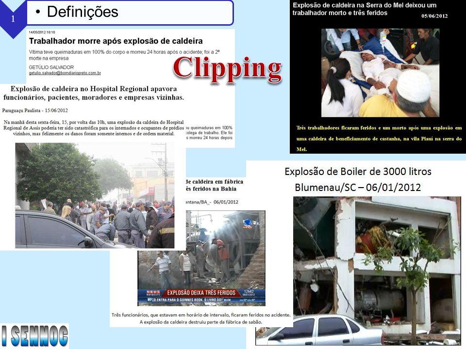 1 Definições Clipping 2012 – PARAGUAÇÚ PAULISTA / SP