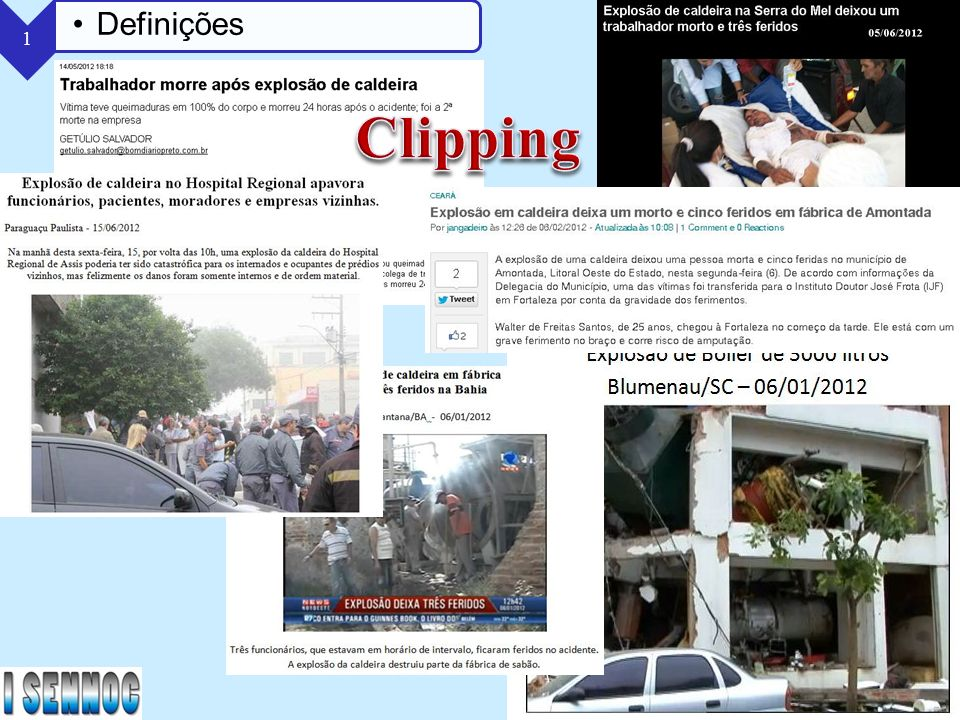1 Definições Clipping 2012 - Amontada - Ceará